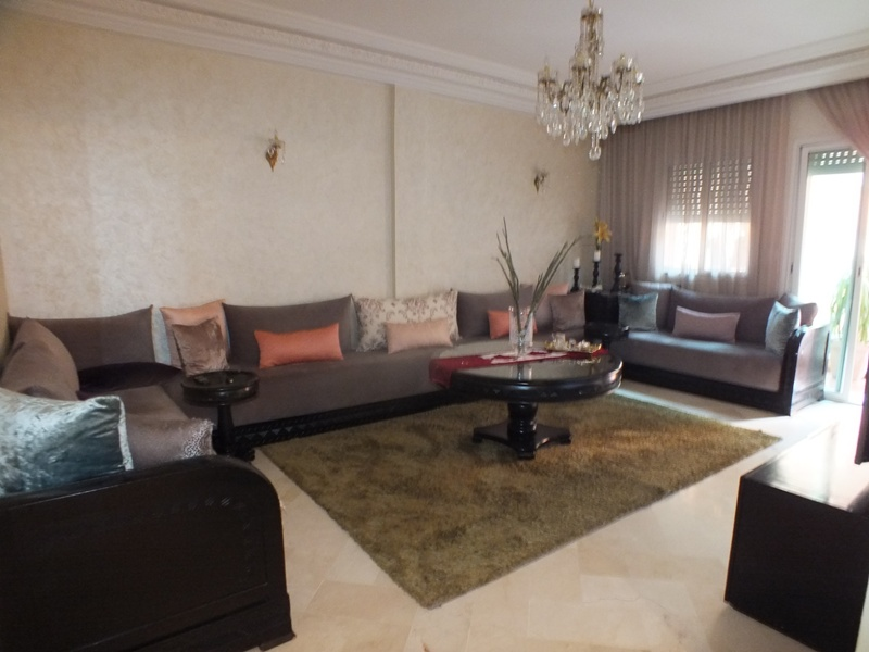 Vente <strong>Appartement</strong> Marrakech semlalia <strong>82 m2</strong>