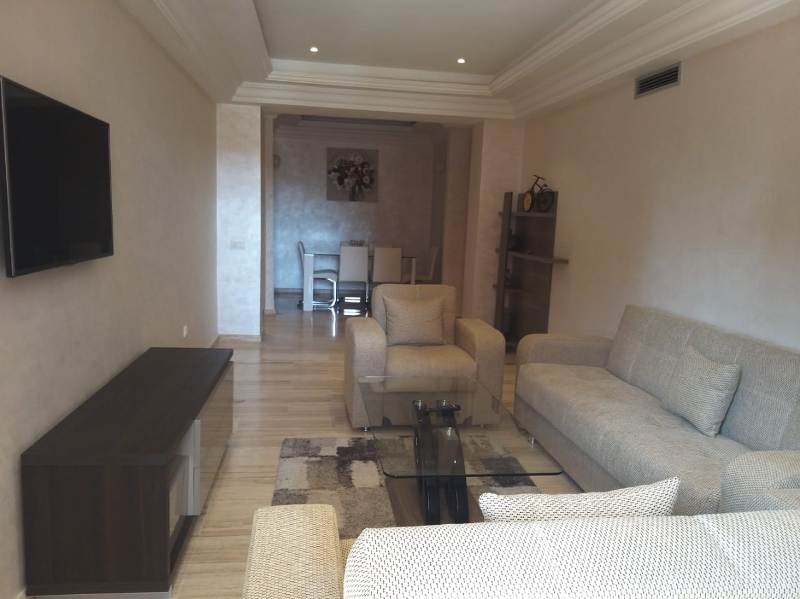 Location <strong>Appartement</strong> Marrakech semlalia <strong>115 m2</strong>