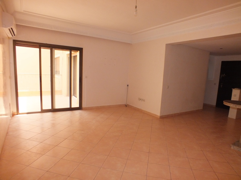 Location <strong>Appartement</strong> Marrakech Semlalia <strong>73 m2</strong>